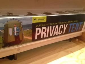 Privatsphäre - auch in der Natur ein wichtiges Thema! Bild: Teton Gravity Research