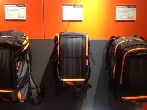 Solarpanel für elektronische Gadgets die ja man unbedingt braucht in der Natur. Bild: Teton Gravity Research