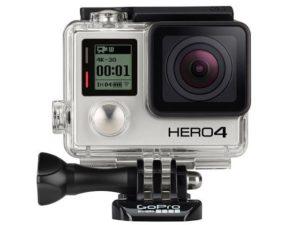 Die neue GoPro Hero4 Black - Die Action-Kamera schlechthin!