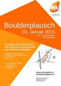 sechsaplus_Boulderplausch_Flyer