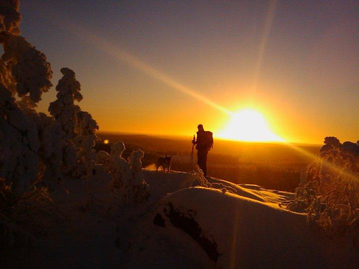 Bild 5: Aufnahmeort: Finnland, Bild: Fabienne Storrer